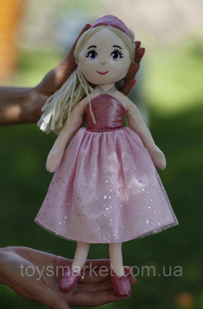 """Мягкая кукла """"Леси"""", плюшевая кукла, куколка, 35 см"""