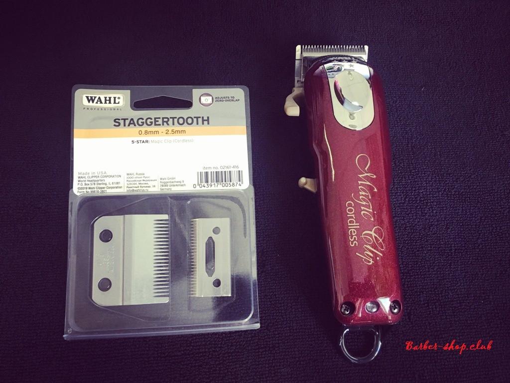 Wahl Нож На Magic Clip Cordless 02161-400