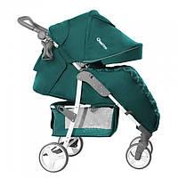 Прогулочная коляска Carrello Quattro CRL-8502/2 Pine Green +дождевик