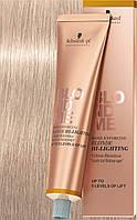 Бондинг-крем для мелирования волос Schwarzkopf Prof Blondme Bond Enforcing Blonde Hi-Lighting Cool Rose 60 мл