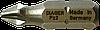 Бита крестообразная PZ 1 70 мм DIAGER