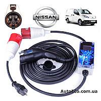 Зарядное устройство для электромобиля Nissan NV200 SE Van AutoEco J1772-32A-Wi-Fi, фото 1