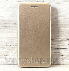 Чехол-книжка G-Case для Samsung Galaxy J6 Plus 2018 (J610) Золотой