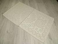 Турецкие коврики 50х80 100% хлопок., фото 1
