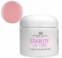 Розовый моделирующий УФ-гель Starlite Pink, 56 г
