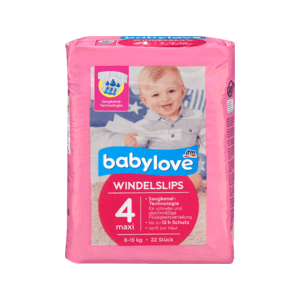 Трусики - подгузники Babylove Windelslips Maxi 4 (8-15кг), 22шт