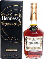 Hennessy VS (в коробці) 1Л.