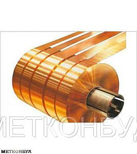 Лента бронзовая бркмц 1х250 мм