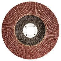 Круг лепестковый торцевой P 80 125 х 22,2 мм MTX (740449)