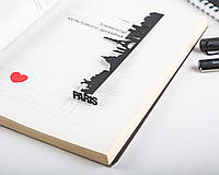 Закладка для книг Paris, фото 1