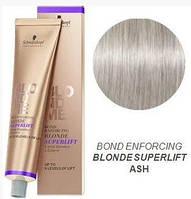 Осветляющая краска для волос Schwarzkopf Professional Superlift Ash - 60 мл