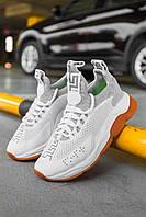 Женские кроссовки Versace Cross Chainer Sneakers, Реплика, фото 1