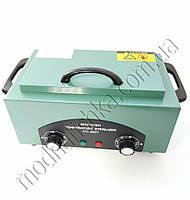 Стерилизатор сухожар, духовой шкаф CH-360T  ( green)