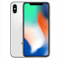 Смартфон Apple iPhone X 64GB Silver, фото 1