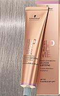Осветляющий крем для светлых волос Schwarzkopf Professional BlondMe Blonde Lifting Steel Blue - 60 мл
