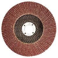 Круг лепестковый торцевой P 40 125 х 22,2 мм MTX (740429)