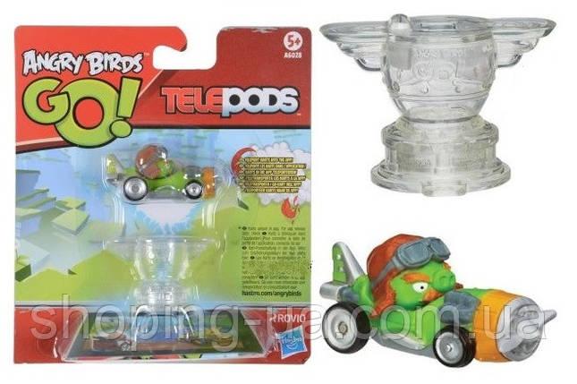 Машинка Angry Birds Go! Telepods Hasbro A6028, фото 2