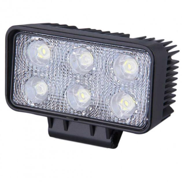 LED Фара робочого світла 18W/60 JFD-1046