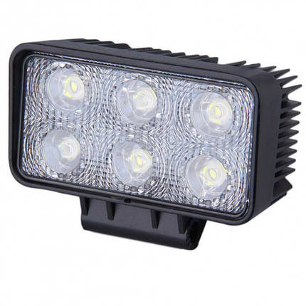 LED Фара робочого світла 18W/60 JFD-1046, фото 2