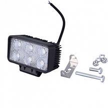 LED Фара робочого світла 18W/60 JFD-1046, фото 3