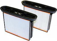 Фильтр HEPA двухслойный для пылесосов Bosch, Starmix, Metabo DP13034