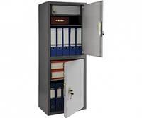 Шкаф офисный металлический SL-125/2T