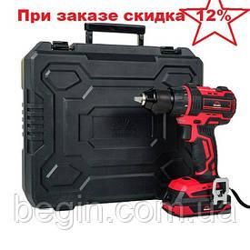 Дрель-шуруповерт аккумуляторная Vitals Professional AUpc 18/4tli Brushless kit