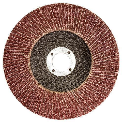 Круг лепестковый торцевой P 120 125 х 22,2 мм MTX (740489)