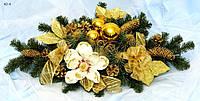 Подсвечник на 3 свечи Новогодняя гармония