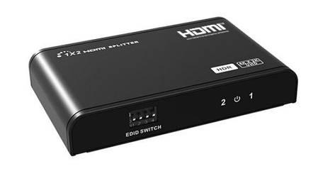 Lenkeng LKV312HDR-V2.0 - сплиттер HDMI 1 в 2, фото 2