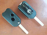 Корпус выкидного ключа для Honda (Хонда)Pilot, Accord,Jazz, HR-V 2 кнопки