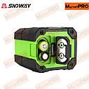 Лазерный уровень (нивелир) SNDWAY SW-311G, фото 5