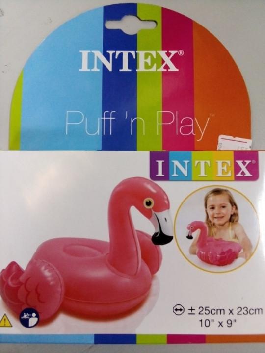 Надувная игрушка фламинго