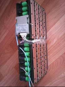 Літієвий акумулятор для електроскутера, електровелосипеда 48В, 60В, 72В 20аг