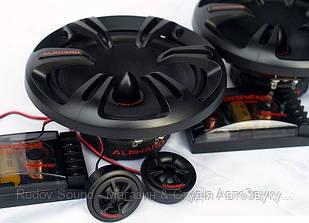 Компонентна акустика Alphard Hannibal CS-H2W