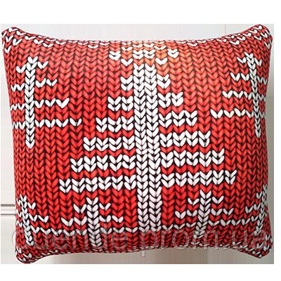Антистрессовая подушка, полистерольные шарики