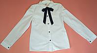 Нарядная рубашка для девочки рост .122.128.134.140  см, фото 1