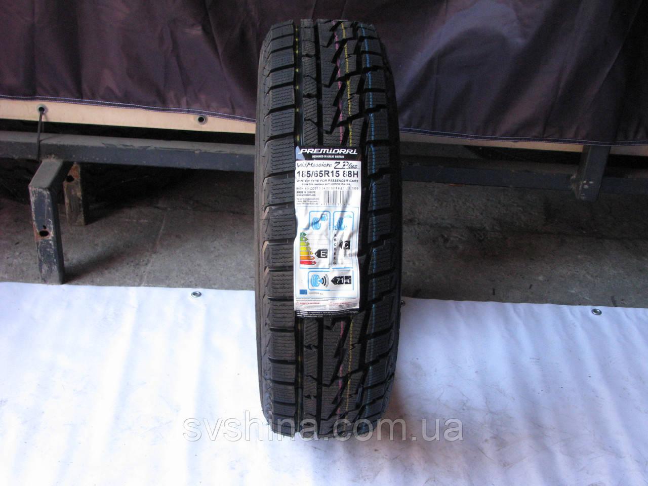 Зимові шини 185/65R15 Premiorri Via Maggiore Z Plus, 88Н