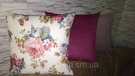 Подушки декоративные 45х45см