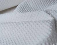 Вафельное полотно отбеленное, ш.50 см., пл.200 г/м2