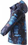 Зимняя куртка для мальчика Lassie by Reima Juksu 721733.9-6956. Размер 104., фото 2
