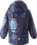 Зимняя куртка для мальчика Lassie by Reima Juksu 721733.9-6956. Размер 104., фото 3