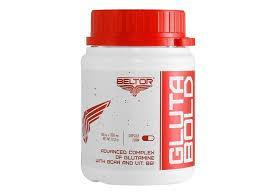 Аминокислоты глютамин Beltor Gluta Bold 400g Strawberry