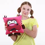 Антистрессовая подушка, полистерольные шарики, фото 8