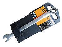 Ключ рожково-накидной 6мм (EURO LINE) D701