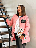 Женская куртка на кнопках (5 цветов), фото 5