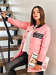 Женская куртка на кнопках (5 цветов), фото 8
