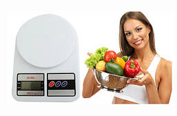 🔥 Кухонные весы Electronic Kitchen SF-400 до 7 кг
