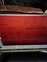 Поликарбонат сотовый 6мм красный 2.1х6м