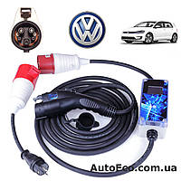Зарядное устройство для электромобиля Volkswagen e-GOLF AutoEco J1772-32A-Wi-Fi